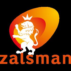 Zalsman leeuw - WK logo